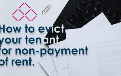 How to Evict a Tenant for Non-payment of Rent