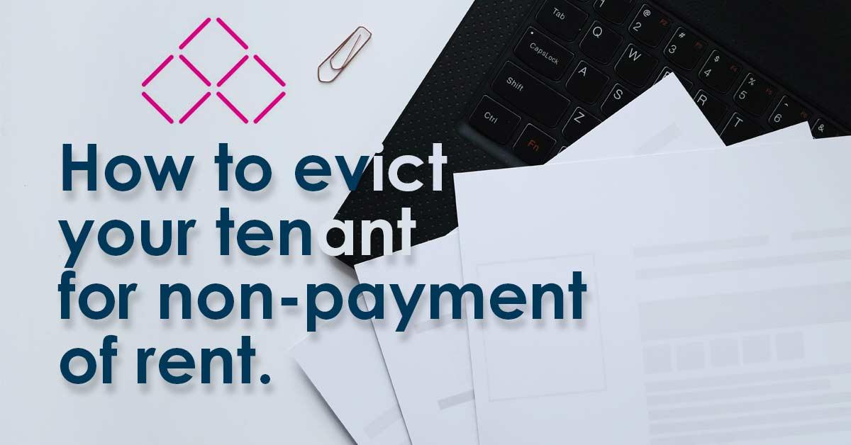evict tenant